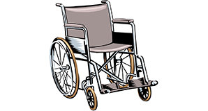 Wheelchairs / Crutches